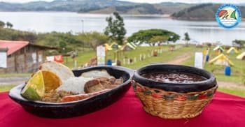 Restaurante Mi Carreta, Lago Calima Colombia